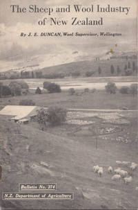 image of The Sheep and Wool Industry of New Zealand