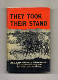 image of They Took Their Stand: The Founders of the Confederacy  - 1st Edition/1st  Printing