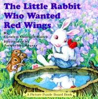 The Little Rabbit Who Wanted Red Wings Picture Puzzle Board Books