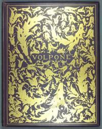 Volpone. Mit Initialen, einem Titelblatt und Deckel von Aubrey Beardsley. Autorisierte deutsche...