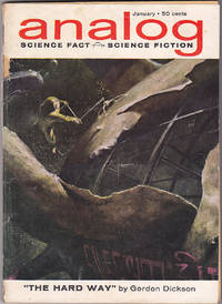 Analog Science Fact - Science Fiction, January 1963 (Volume 70, Number 5)