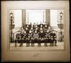 View Image 1 of 4 for C. 1930 Large Format Photograph of the Southampton Long Island New York High School Football Team By... Inventory #24827