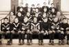 View Image 2 of 4 for C. 1930 Large Format Photograph of the Southampton Long Island New York High School Football Team By... Inventory #24827