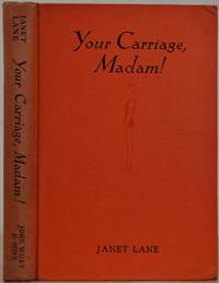 YOUR CARRIAGE, MADAM! A Guide to Good Posture.