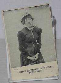 Sweet Seventeen and Never Been Kissed [drag postcard]