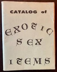 Catalog of Exotic Sex Items