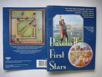 image of Baseball's first stars