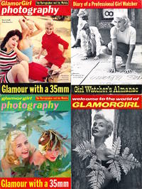 Glamorgirl Photography [Glamor Girl Photography] (2 vintage pin-up magazines, 1959)