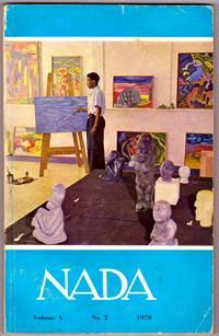 NADA Journal , Volume X, No 2