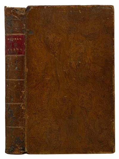 Philadelphia: John Watts, 1806. Second Edition. Full-Leather. Very Good/No Jacket. Second edition. S...