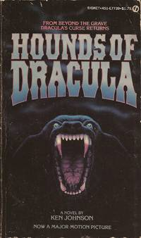 image of Hounds of Dracula (Movie Tie-in)