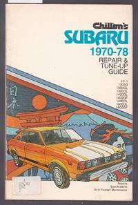 image of Chilton's Repair and Tune-up Guide : Subaru 1970-78