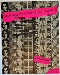 Start Your Own Warhol Collection: Promotional Poster