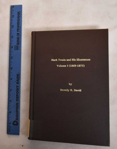 Troy N.Y.: Whitston, 1986. Hardcover. VG ex-lib copy. Assosicated library markings and stickers on b...