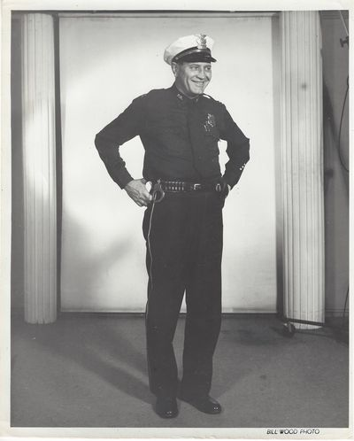Fort Worth, TX: Bill Wood Photo Co, 1952. Black and white photograph with minor wear. Photographer's...