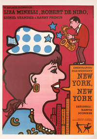image of New York, New York (Original Polish poster)