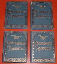 image of Picturesque America: A Delineation by Pen and Pencil of The Mountains  Rivers Lakes Forests Waterfalls Shores Cañons Valleys Cities and Other  Picturesque Features of the United States with Illustrations on Steel and  Wood by Eminent American Artists