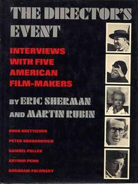 The Director's Event,Interviews With Five American Film-Makers