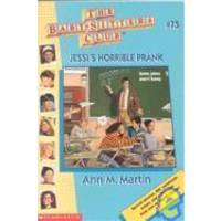 Jessi's Horrible Prank (Baby-Sitters Club (Quality))