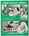 View Image 4 of 4 for THE GLASS KEY (Original Pressbook Used to Promote the 1942 Alan Ladd-Veronica Lake Film Noir) Inventory #003091