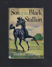 image of Son of the Black Stallion Walter Farley HB/DJ