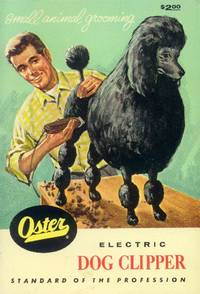 Oster Electric Dog Clipper