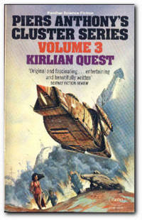 Kirlian Quest by Anthony, Piers - 1979