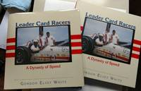 image of Leader Card Racers A Dynasty of Speed, Signed