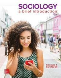 Sociology: A Brief Introduction with Connect Access Card