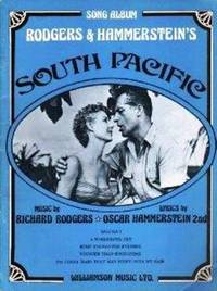 Song Album Rodger & Hammerstein's South Pacific
