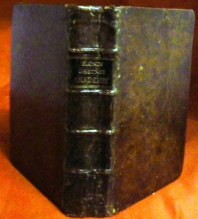 London: Bernard Lintot, 1728. Second edition. leather_bound. Contemporary full speckled calf Cambrid...