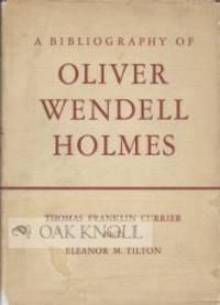Washington Square, NY: New York University Press, 1953. cloth, dust jacket. Holmes, Oliver Wendell. ...