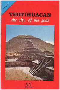 Teotihuacan: City of the Gods (Ciudad de los Dioses) by  Adrian Garcia Valades - Paperback - 1989 - from Diatrope Books and Biblio.com