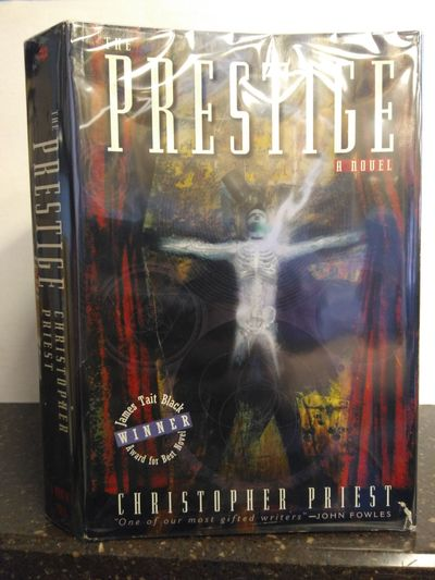 New York: St. Martin's Press, 1996. First American Edition. Hardcover. Octavo, 404 pages, VG/VG-; DJ...