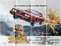 image of Hooper (Original British poster for the 1978 film)