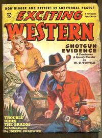 image of Exciting Western: November, 1950