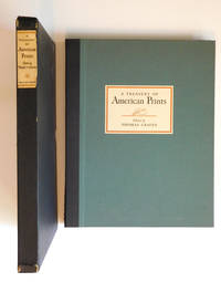 A Treasury of American Prints; A Selection of One Hundred Etchings and Lithographs By the Foremost Living American Artists