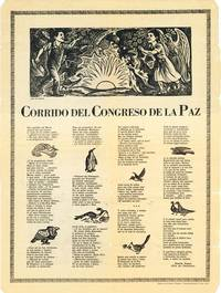 Corrido del Congreso de la Paz [Ballad of the Peace Congress]