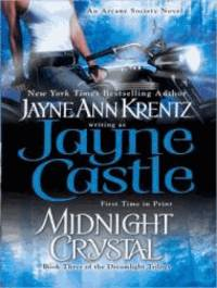 Midnight Crystal: Book Three of the Dreamlight Trilogy