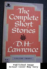 image of The Complete Short Stories of D.h. Lawrence