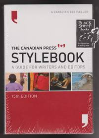 Canadian Press Stylebook, The: A Guide for Writers and Editors