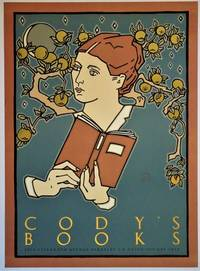 Cody's Books: Poster by  David Lance (Artist) Goines - First Printing - 1983 - from Dale Steffey Books (SKU: 007530)