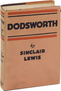 Dodsworth (First Edition)