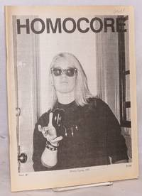 Homocore no. 7 (Winter/Spring 1991) by  editor  Tom - 1991 - from Bolerium Books Inc., ABAA/ILAB and Biblio.co.uk