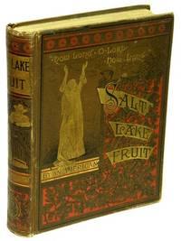 Salt-Lake Fruit  A Latter-Day Romance by  William Loring Nunez] An American [SPENCER  - First edition  - 1884  - from Bluebird Books (SKU: 74522)