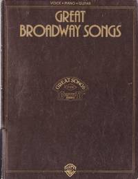 Great Broadway Songs