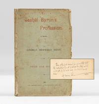 CASHEL BYRON'S PROFESSION. A Novel
