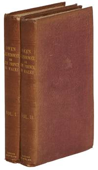 image of Owen Glendower; or, The Prince in Wales. An Historical Romance. In Two Volumes