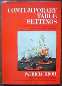 Contemporary Table Settings by kroh, Patricia by kroh, Patricia