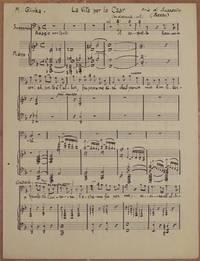 LA VITA PER LO CZAR   ARIA DI SUSSAMIN (BASSO) MUSICA DI MIKHAIL IVANOVICH GLINKA